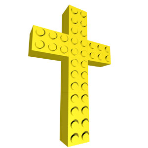simple LEGO star